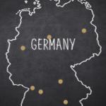 Übersicht der Wohnorte der Escort-Männer für Frauen in Deutschland.